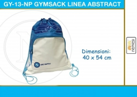 GYMSACK LINEA ABSTRACT