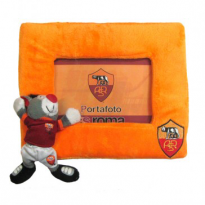 PORTAFOTO PELUCHE AS ROMA